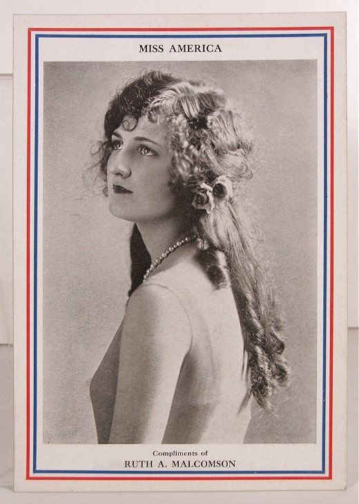 1924: Miss America