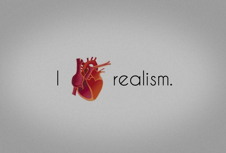 Обичам реализма!