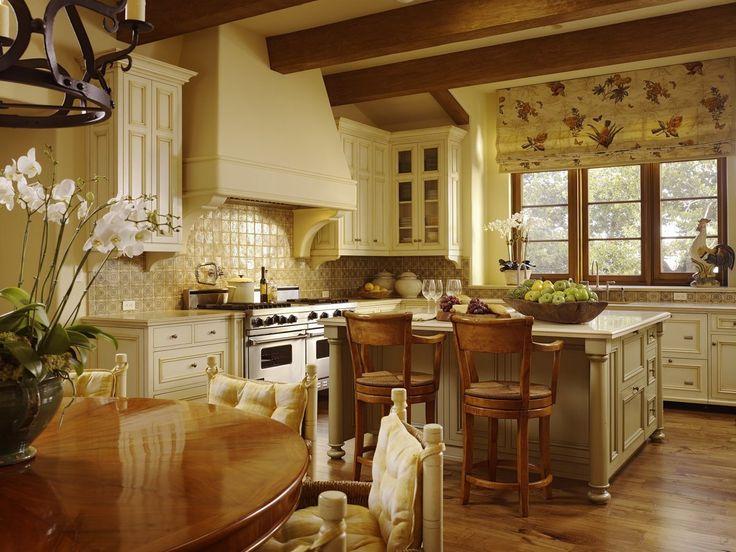 Kitchen in US by Suzanne Tucker/Tucker & Marks