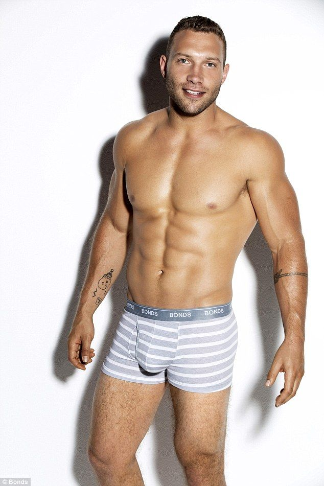 Jai Courtney...Oh My...Turning heads! In preparation for the campaign, the 28-year-old cut out the booze and carbs