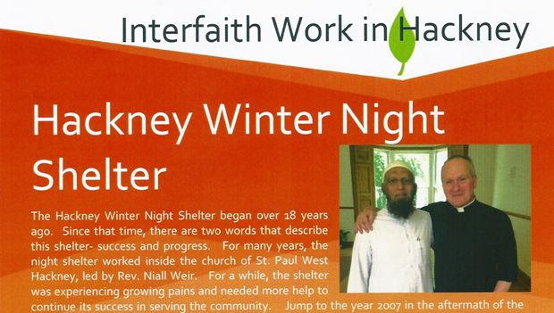 Interfaith Work in Hackney