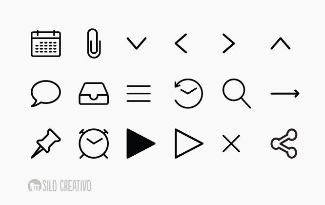 Iconos web personalizados en Iconos web: Consejos de diseño y uso https://www.silocreativo.com/iconos-web-consejo-diseno-uso/