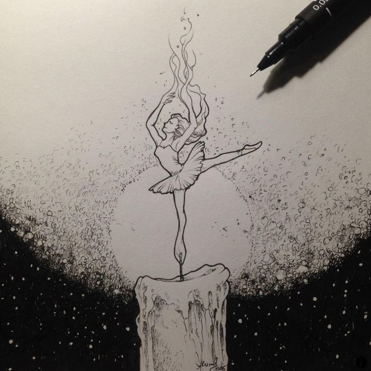 Stellar sketches by Kerby Rosanes (15 HQ photos)