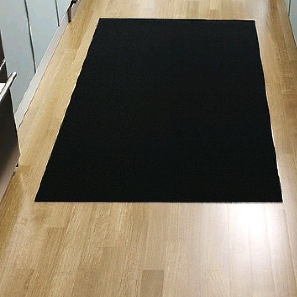 Chilewich Solid Shag Indoor / Outdoor Mat ($79) ❤ Liked On Polyvore  Featuring Home