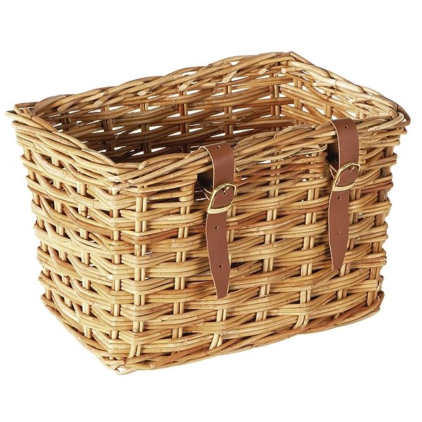 Eco-friendly Traditional Bicycle Basket