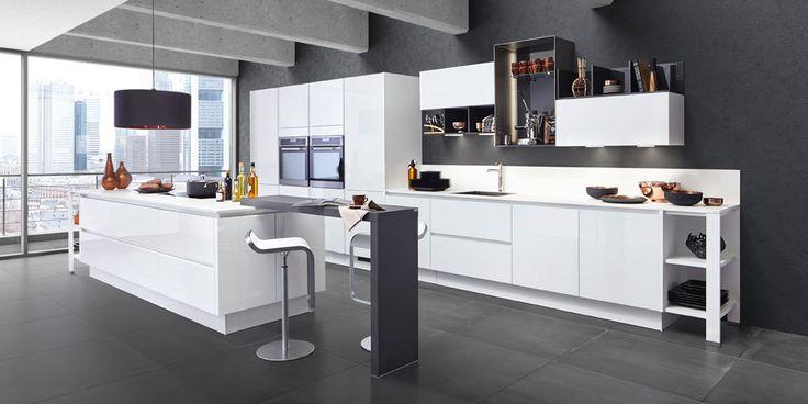 8 best Premium Küchen images on Pinterest - Nolte Küchen Fronten Farben
