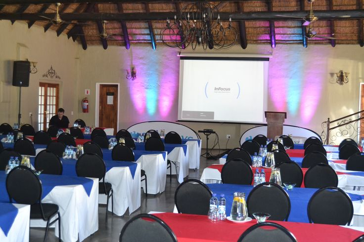 Barclays Conference Thaba Tshwene