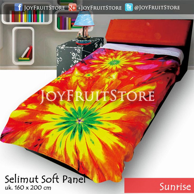 selimut bulu lembut halus (soft panel) sun rise joyfruitstore.com pin bbm 74258162, wechat joyfruitbedcover, whatsapp 081931151596
