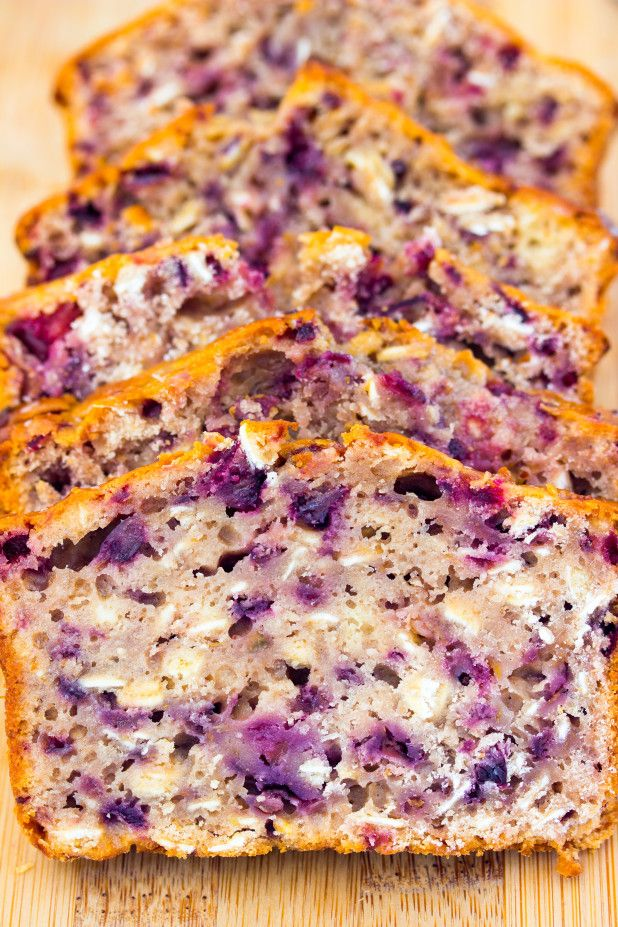 Wholesome all natural Cherry Almond Oat Bread. Made with fresh juicy cherries and natural honey!