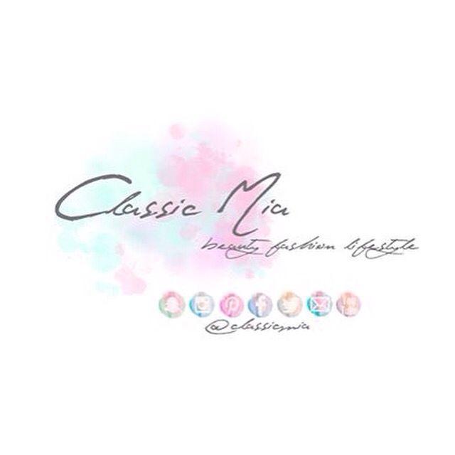 New Classic Mia Logo design
