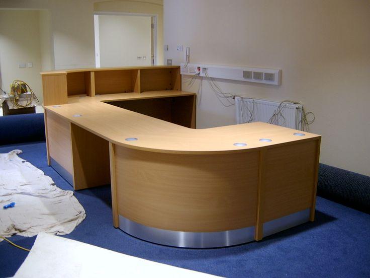 Mobili reception ~ Best dental surgery reception desks images dental