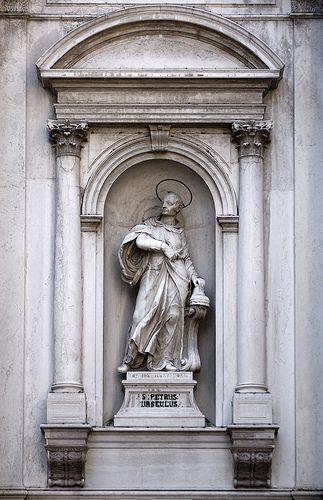 Peter Urseolus, doge of Venice by Peter Owen, via Flickr