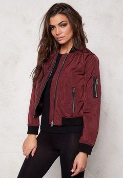 Rockandblue Crow bomber jacket ss16