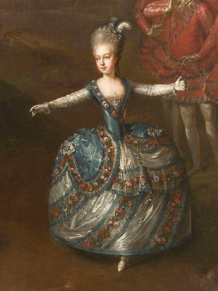 """Résultat de recherche d'images pour """"Marie-Antoinette enfant danse"""""""