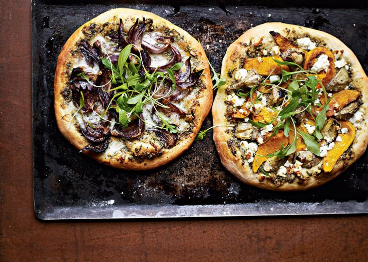 Pizza two ways | FOODWISE