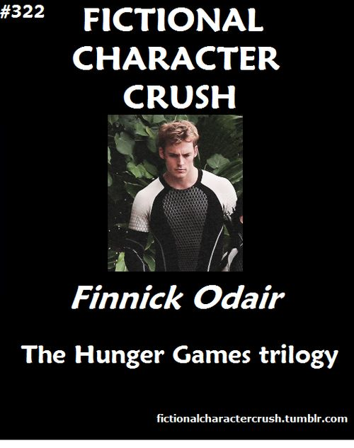 When Finnick died, I died. When I read that scene I legit, set down the book, laid face down on my bed, and cried for about 20 minutes.