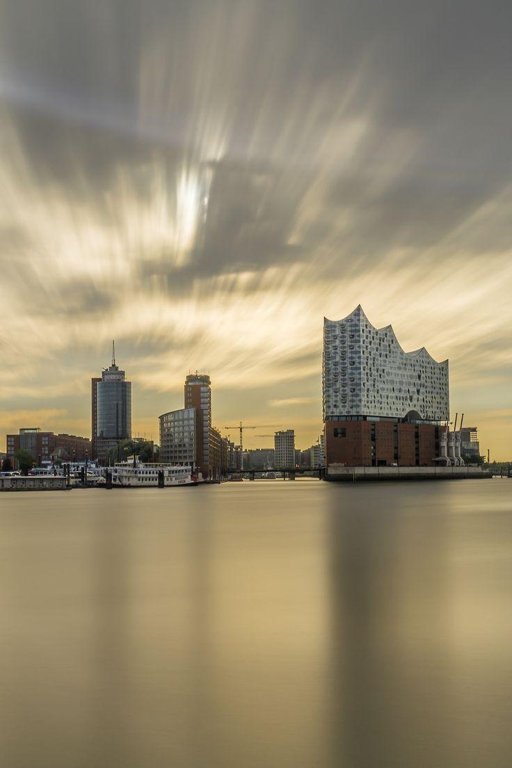 Hamburg Elbphilharmonie Sonnenaufgang   Bildschönes Hamburg