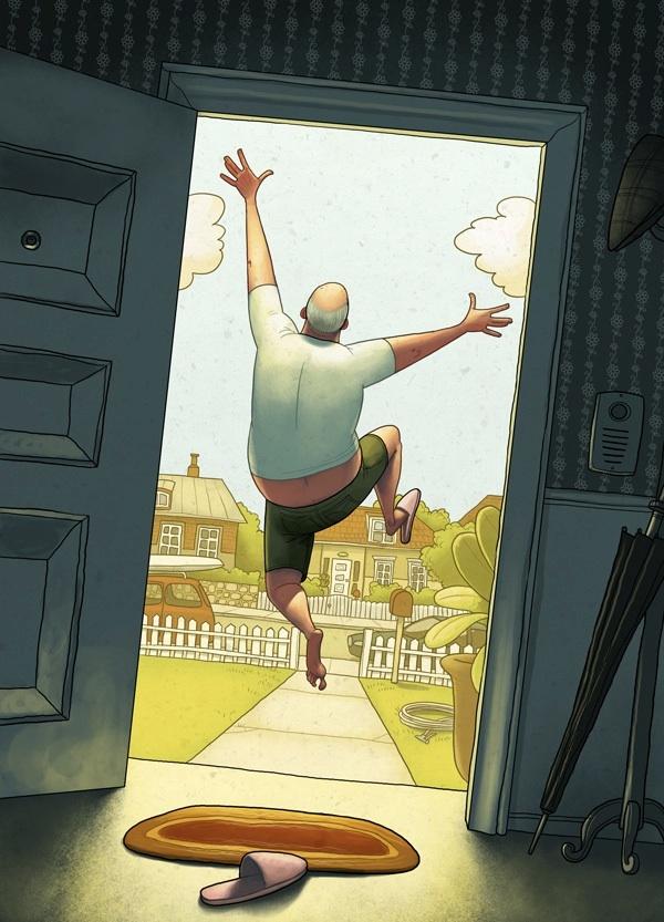 Denis Zilber #illustration #art