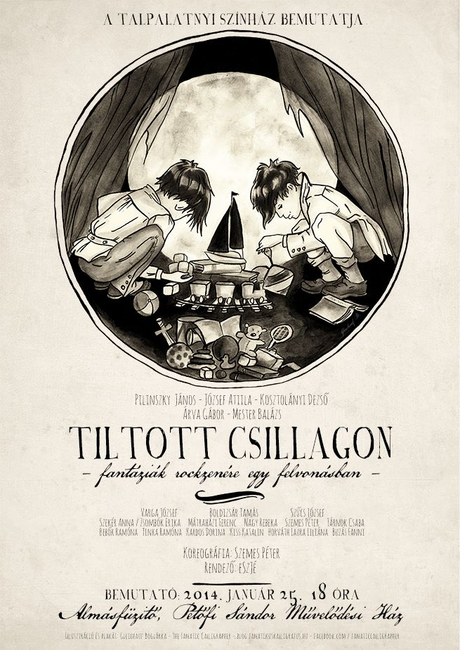 Skull illusion illustraion and gig poster - made by artist Boglarka Gleichauf (The Fanatic Calligrapher)   https://www.facebook.com/fanaticcalligrapher http://blog.fanatikuskalligrafus.hu/