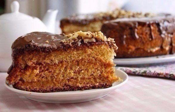 Очень вкусный нежный бисквит, в меру пахнет медом, тает во рту! Отлично поднимается, не опадает, нет шапки, и максимально прост в приготовлении!