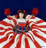 Cheerleader cake | Sweet Imagination
