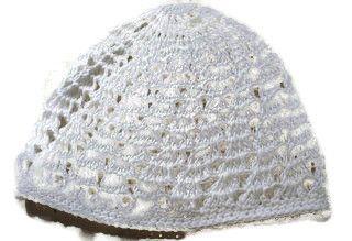 Letnia czapka na szydelku - Edyta-86 - Czapki na szydełku