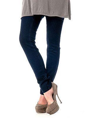 Best Maternity Jeans: Jessica Simpson Secret Fit Belly? 5 Pocket Skinny Leg Maternity Jeans (via Parents.com)