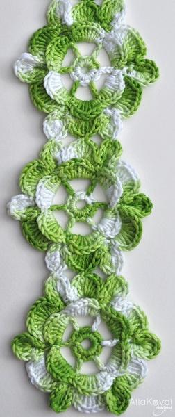 Scarf Crochet Pattern/eBook PDF - mylittlecitygirl - Crochet