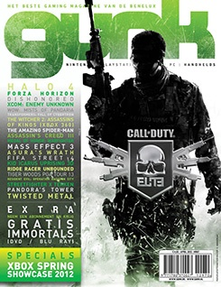 GUNKmagazine April