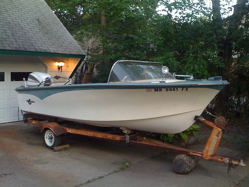 Vintage Crestliner Boats Retro Crestliner Discussion