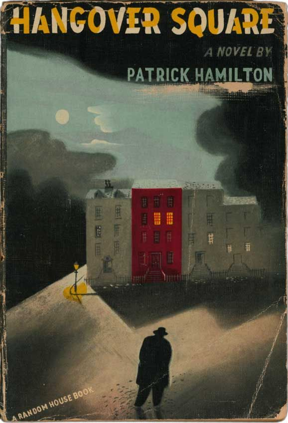 Hangover Square (Advance Review Copy) 1942: Worth Reading, Squares, Books Bookstores, 1940S Books, Books Worth, Book Covers, Book Jackets