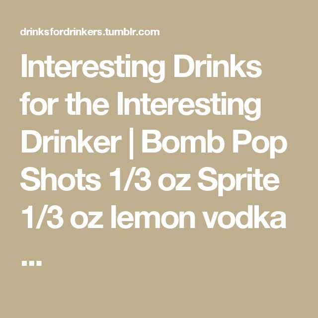 ... Bomb Pop Shot on Pinterest | Bomb Pops, Game Cocktail and Blue Jello