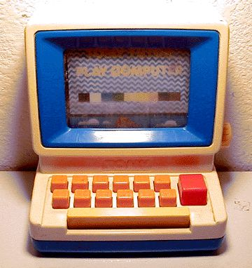 tomy toy computer