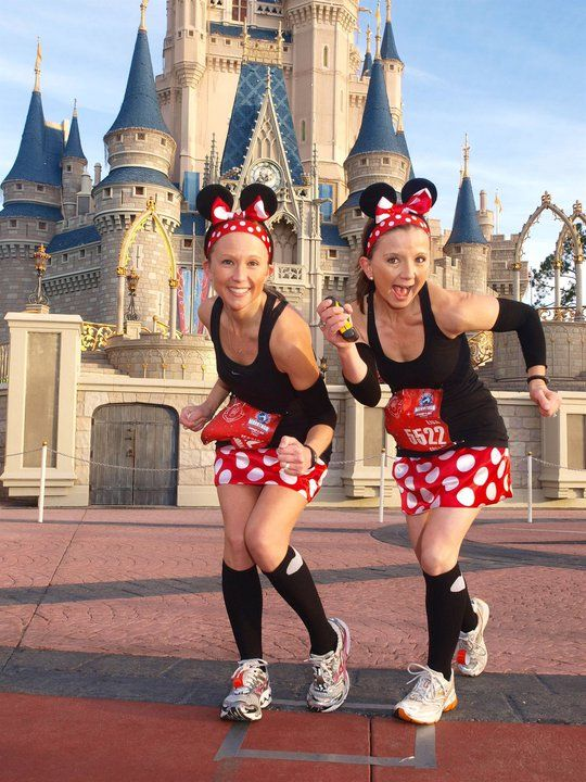 run the disney world marathon -  On my bucket list!
