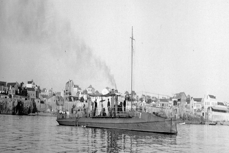 Torpedeiro N.º1, Esquadrilha de defesa do Campo Entricheirado de Lisboa.