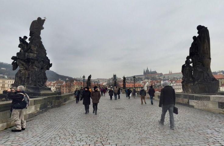 Cosa Vedere a Praga - Ponte Carlo - Karlův Most