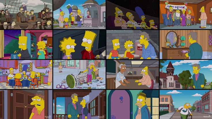 Watch Online The Simpsons Season 29 Episode 5 - Grampy, Can Ya Hear Me - AllWebTube   OPENLOAD   allwebtube.com