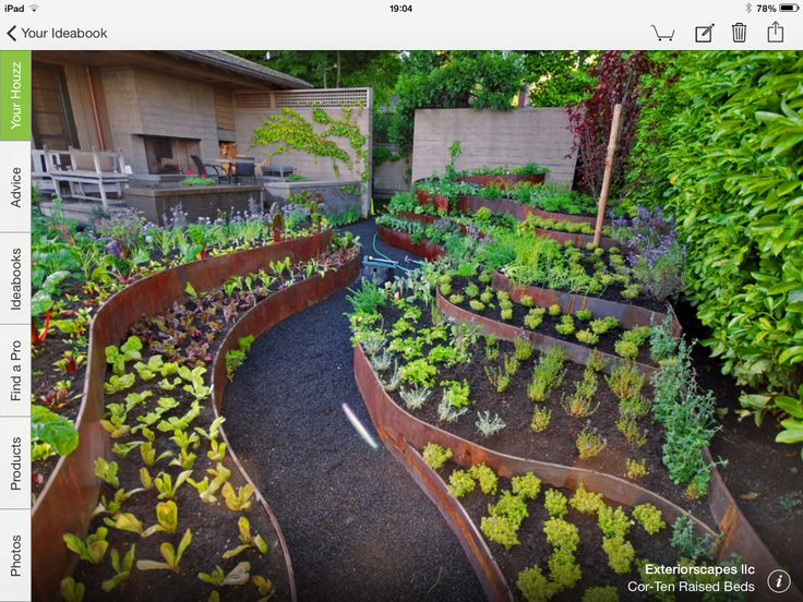 30 Best Images About Garden Beds On Pinterest | Gardens, Raised