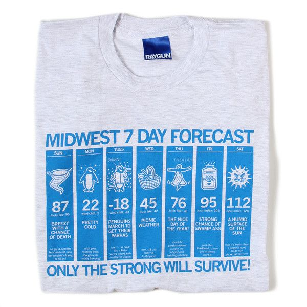 Midwest Forecast- So stinking true!