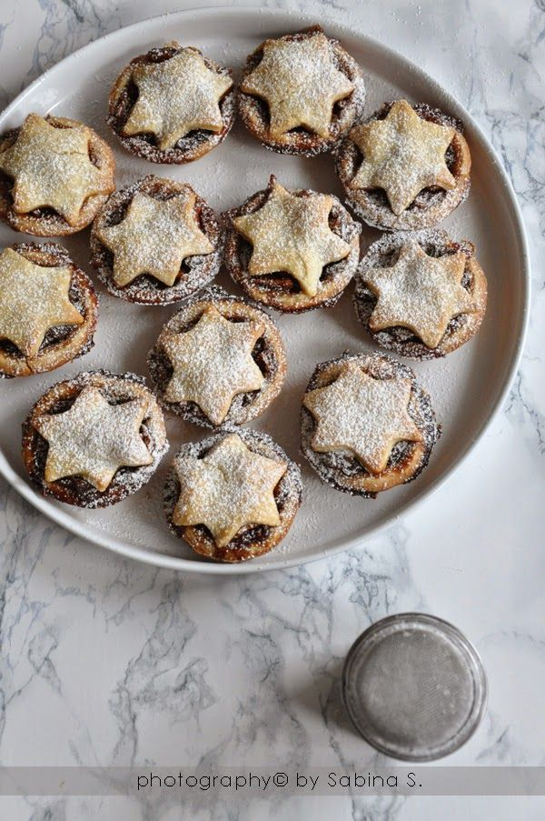 Due bionde in cucina: Mince pies, dolci natalizi inglesi