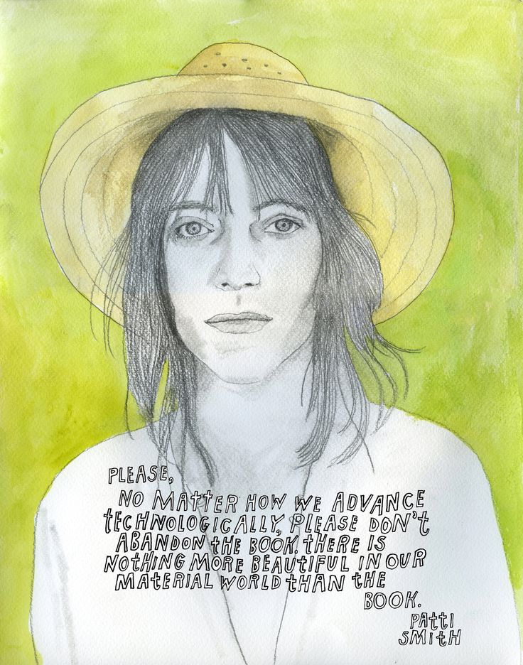 "Few artists have done more to reconstruct the course of contemporary culture than Patti Smith (b. December 301946). Celebrated as the Godmother of Punk,"" her musical influence reverberates across acclaimed artists from Garbage to Morrissey to Madonna, and Michael Stipe famously cited her as the core inspiration for founding R.E.M."