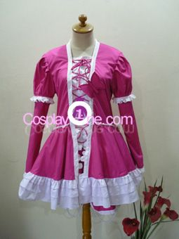 Lolita Cosplay Costume from Anime front by Cosplay1