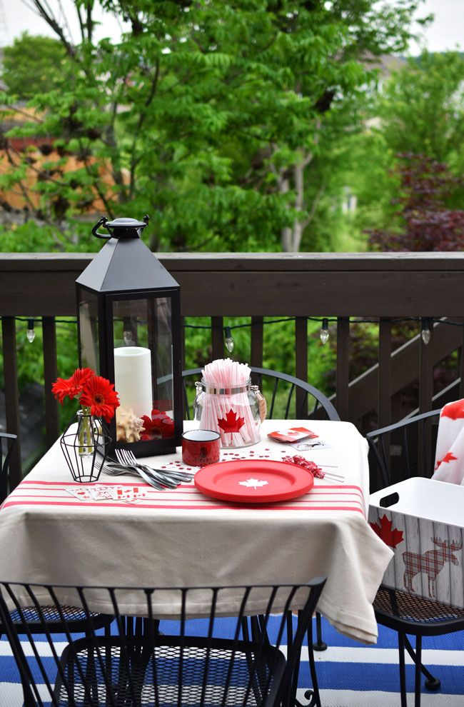 Woman in Real Life:The Art of the Everyday: Canada Day Party Ideas & A Family-Friendly Strawberry No-jito Recipe #YearofFeasting