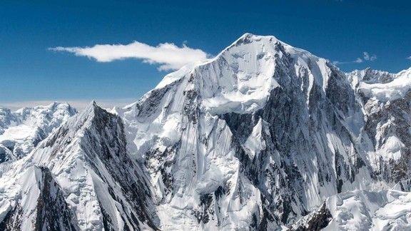 Karlı Dağ  #wallpaper #kar #dağ #gökyüzü #sky #mount #snow