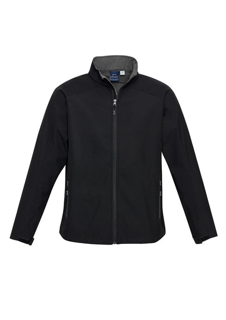 GENEVA SOFTSHELL JACKET Uniforms & Workwear by Beetle branding