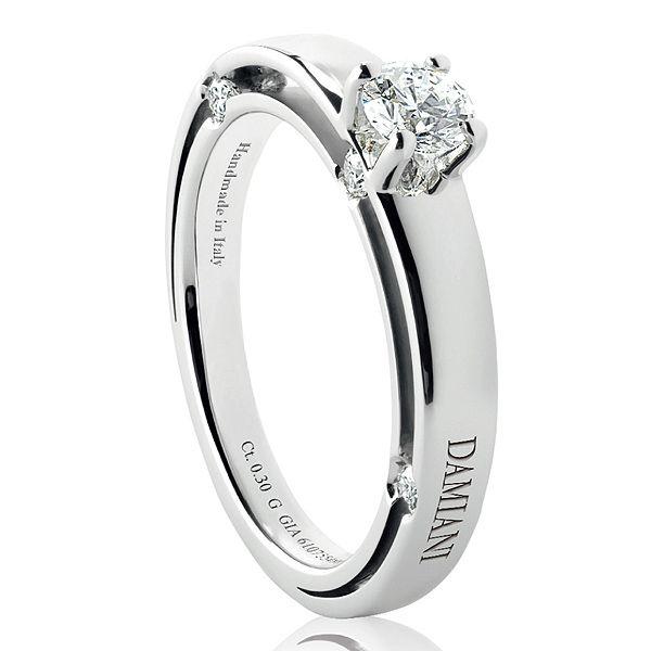 ディ・サイド - DAMIANI(ダミアーニ)の婚約指輪(エンゲージメントリング) ダミアーニのエンゲージリング・婚約指輪を集めました♡