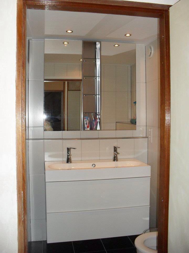 Ikea badmeubel Godmorgon en spiegelkaste