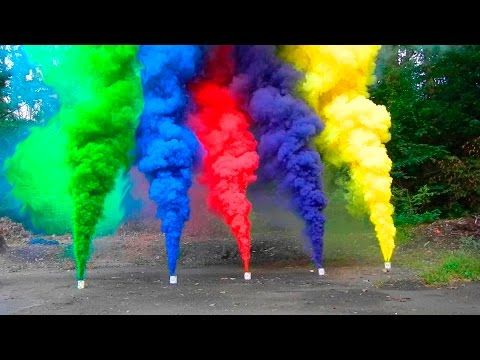 How to Make a Colored Smoke Bomb: 10 Steps (with Pictures)