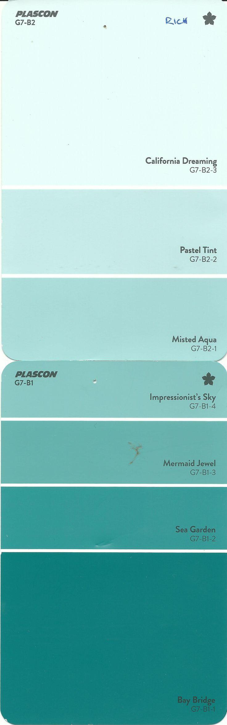 Teal Paint Colors 52 Best Teal Paint Colours Images On Pinterest