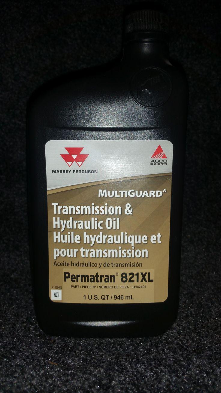 Permatran 821xl Transmission Amp Hydraulic Oil Multiguard 5